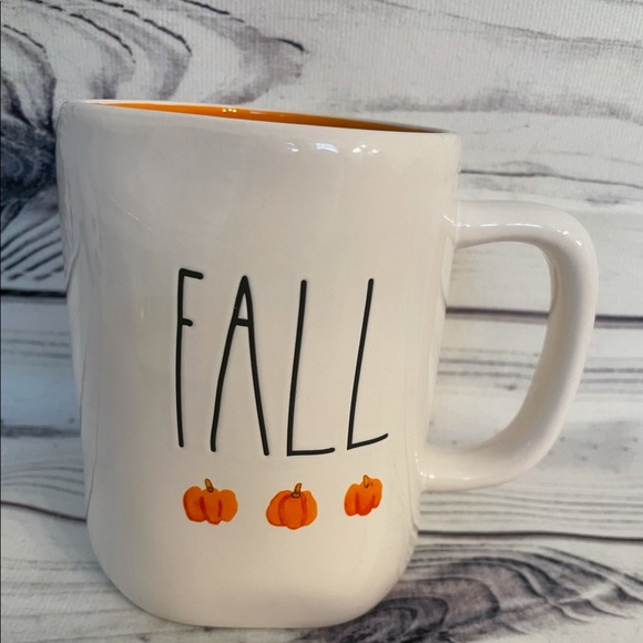 New! Rae Dunn Fall Coffee Mug